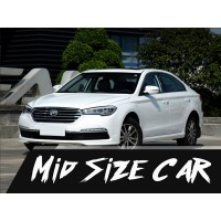 Mid Size Car